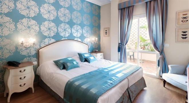 Hotel Central - Marbella - Phòng ngủ