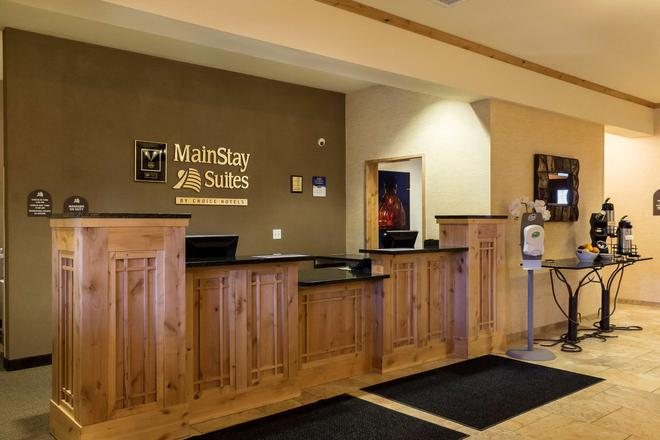 MainStay Suites - Williston - Hành lang