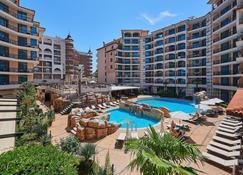 Karolina Hotel - Sunny Beach - Piscina
