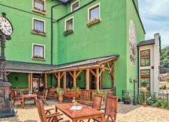 Mercure Sighisoara Binderbubi Hotel & Spa - Sighisoara - Patio