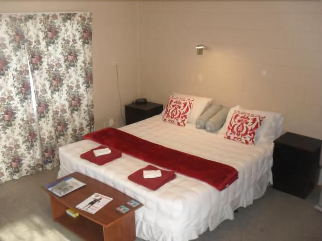 Bay Beauty Motel - Napier - Makuuhuone