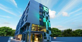 B2 Green - Chiềng Mai - Toà nhà
