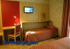 Hotel San Carlo - Venice - Bedroom