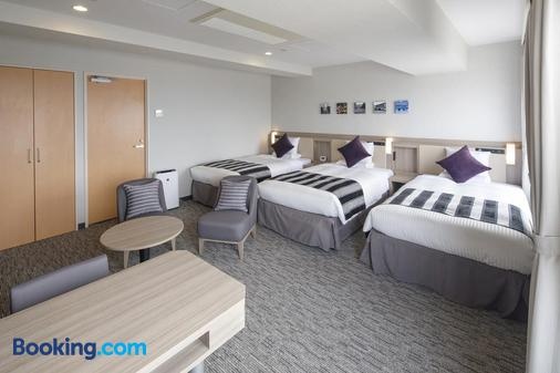 Hotel Mystays Hakodate Goryokaku - Hakodate - Phòng ngủ