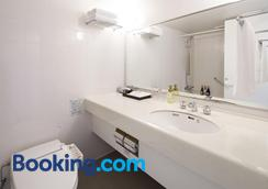 Hotel Mystays Hakodate Goryokaku - Hakodate - Phòng tắm