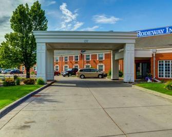 Rodeway Inn - Grand Forks - Gebouw