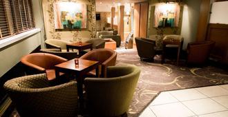 Station Hotel Aberdeen - Aberdeen - Sala de estar