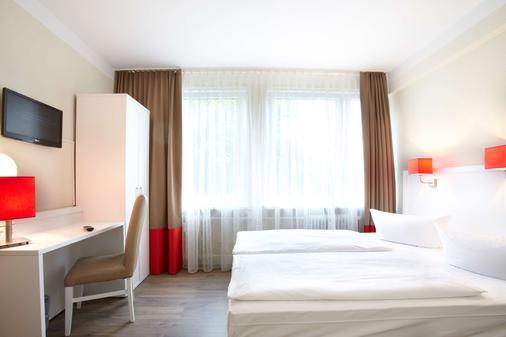 Hotel Ostseehalle Kiel by Premiere Classe - Κίελο - Κρεβατοκάμαρα