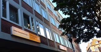 Hotel Ostseehalle Kiel by Premiere Classe - Kiel - Toà nhà
