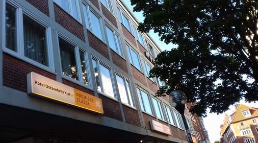 奧斯特西哈勒基礎酒店 - 基爾 - 基爾 - 建築
