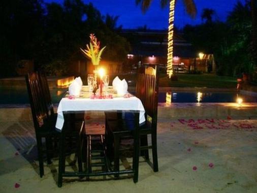 Paradise Eco Resort - Siem Reap - Siem Reap - Patio