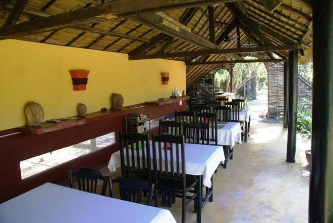 Paradise Eco Resort - Siem Reap - Ciudad de Siem Riep - Restaurante