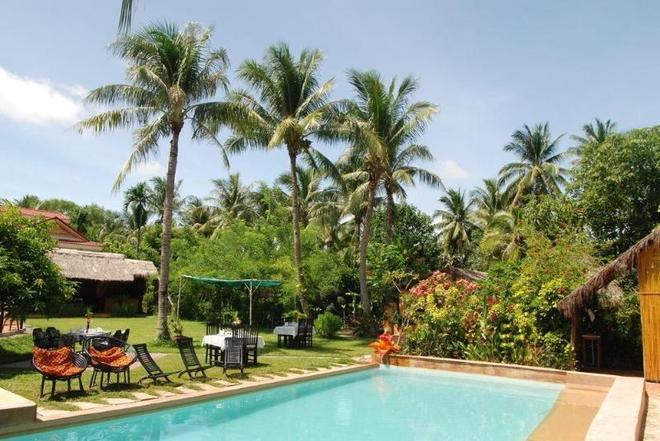Paradise Eco Resort - Siem Reap - Ciudad de Siem Riep - Piscina