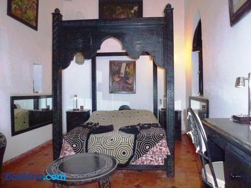 Ryad Laârouss - Marrakesh - Bedroom