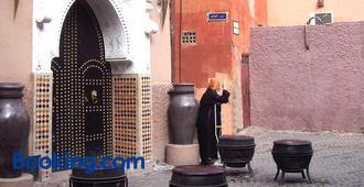 Ryad Laarouss - Marrakesh - Toà nhà