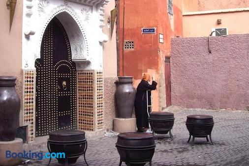Ryad Laârouss - Marrakesh - Building