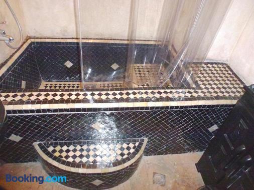 Ryad Laârouss - Marrakesh - Bathroom