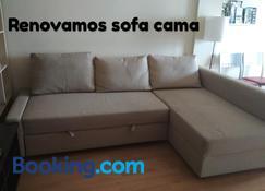 Apartamento Turistico Dct. Creus - Guadalajara - Sala de estar