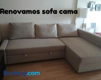 Apartamento Turistico Dct. Creus - Guadalajara - Living room