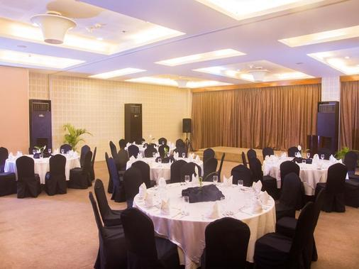 Diamond Suites And Residences - Cebu City - Banquet hall