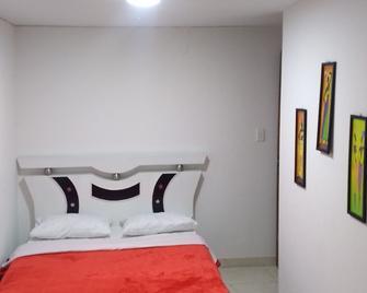 Hotel Los Angeles - Popayán - Bedroom