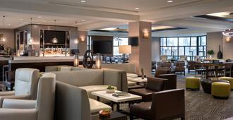 貝克斯菲爾德會議中心萬豪酒店 - 巴克爾斯菲爾德 - 貝克斯菲爾德 - 餐廳