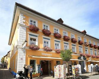Hotel Post Murnau - Murnau - Gebäude
