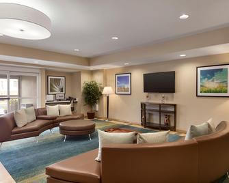 Candlewood Suites Vestal - Binghamton - Vestal - Obývací pokoj