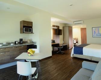 La Venta Inn Ciudad Del Carmen - Сьюдад Дель Кармен - Bedroom