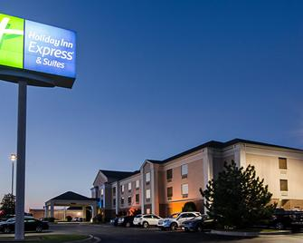 Holiday Inn Express & Suites Vinita - Vinita - Edificio