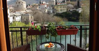 Pansion Nur - Mostar - Balkong
