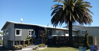 Berkenhoff Lodge - Taupo - Κτίριο
