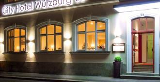 City Hotel Würzburg - Wurzburg - Building
