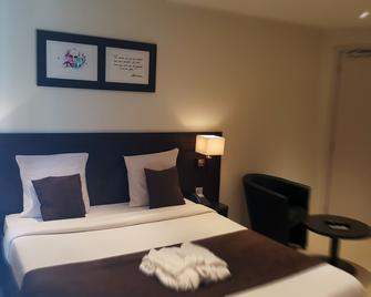 Hôtel M'lys - Конакрі - Bedroom