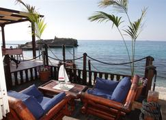 Oldwell Hotel - Tropea - Μπαλκόνι