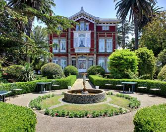 Hotel Villa La Argentina - Luarca - Gebäude
