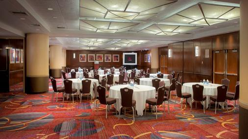 New York Marriott Marquis - Nueva York - Sala de banquetes