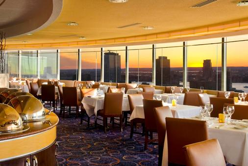 New York Marriott Marquis - Nueva York - Restaurante