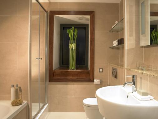 Limerick Strand Hotel - Limerick - Phòng tắm
