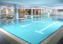 Limerick Strand Hotel - Limerick - Bể bơi