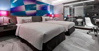 Beauty Hotels Taipei - Hotel Bfun - Taipé - Quarto