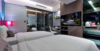 Beauty Hotels Taipei - Hotel Bfun - Taipé - Quarto