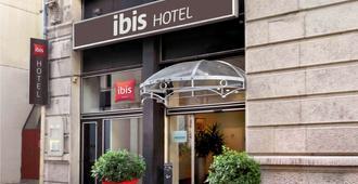 Ibis Grenoble Centre Bastille - Grenoble - Rakennus