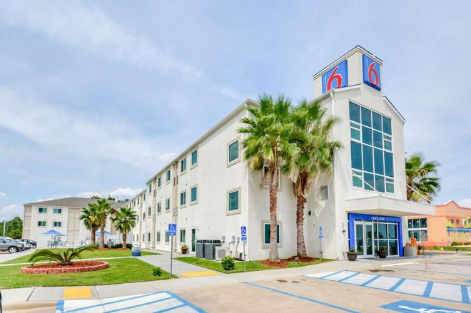 Motel 6 Biloxi-Beach - Biloxi - Toà nhà