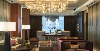 Four Seasons Hotel Silicon Valley at East Palo Alto - Palo Alto - Salon