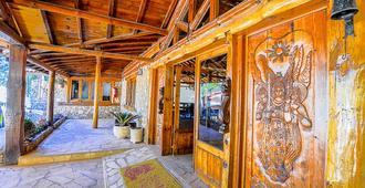 Hotel Cabeça de Boi - Monte Verde - Vista externa