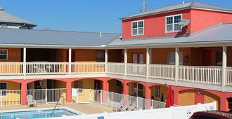 Aqua View Motel - Panama City Beach - Edificio
