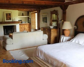 Exclusiva Casa Rustica - Collado Hermoso - Bedroom