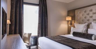 特納別墅酒店 - 巴黎 - 巴黎 - 臥室