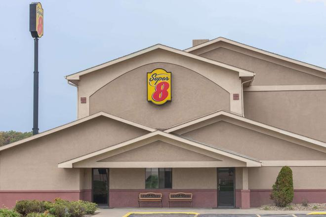 Super 8 by Wyndham Youngstown/Austintown - Youngstown - Edificio